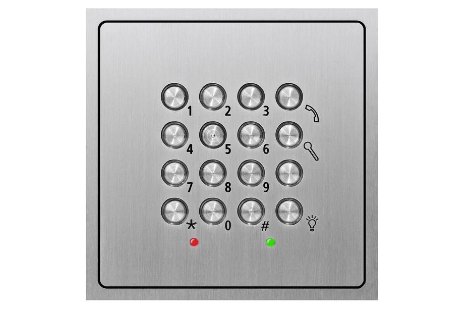Code Modul Zugangssteuerung