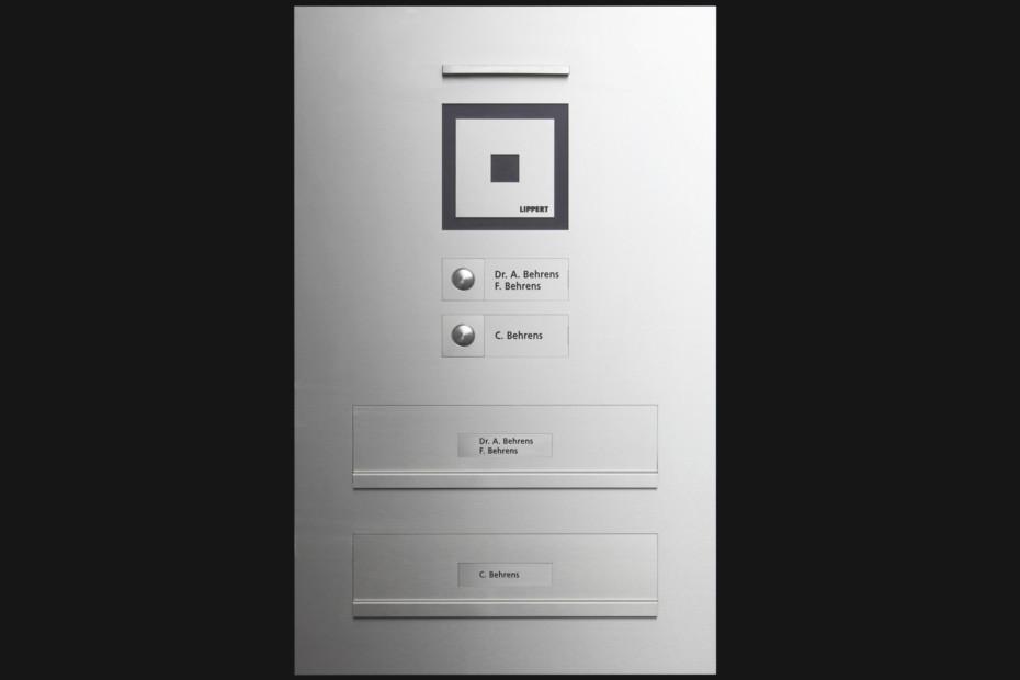 Inoplan Briefkastensystem