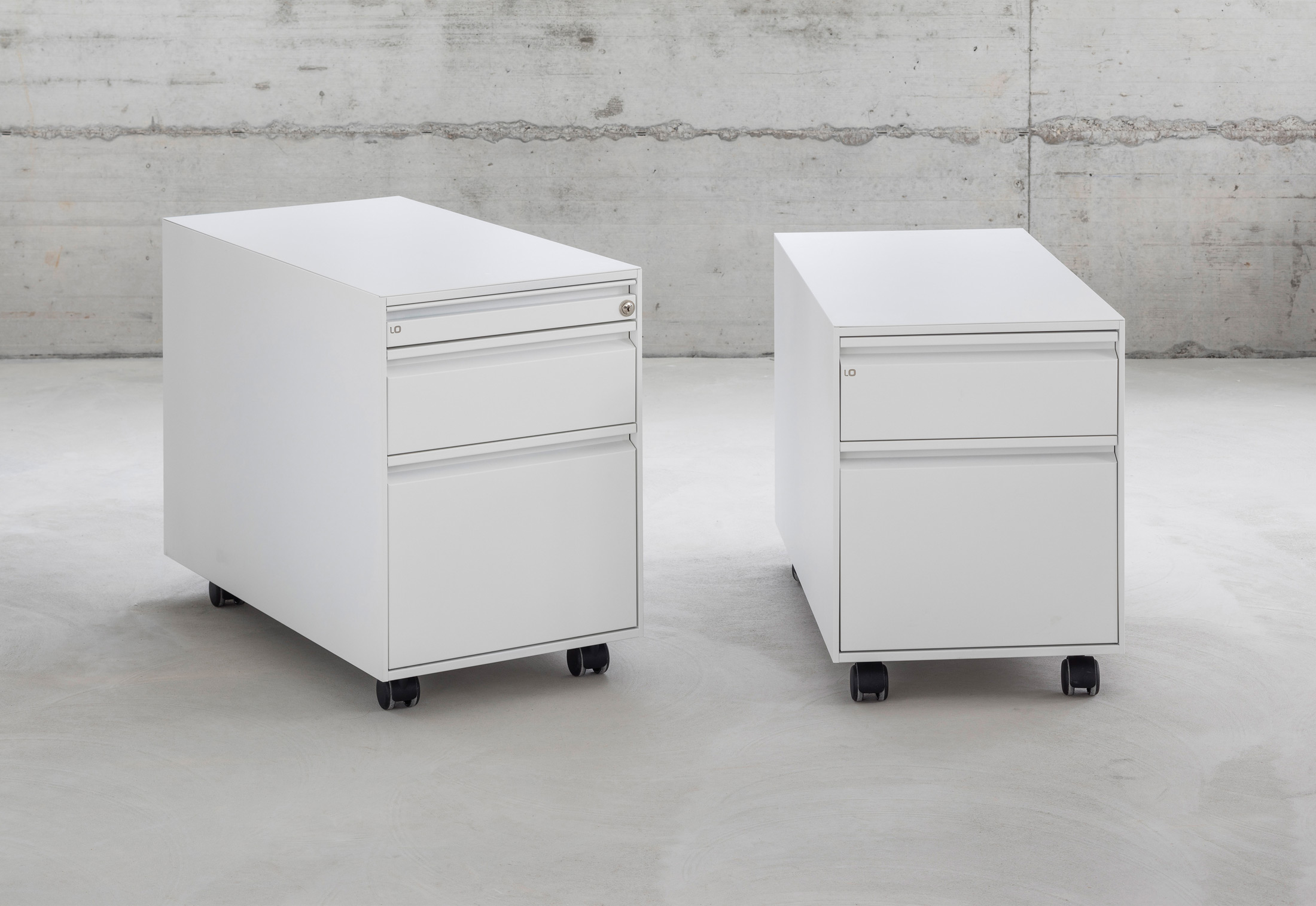 LO Drawer units by Lista Office LO  STYLEPARK