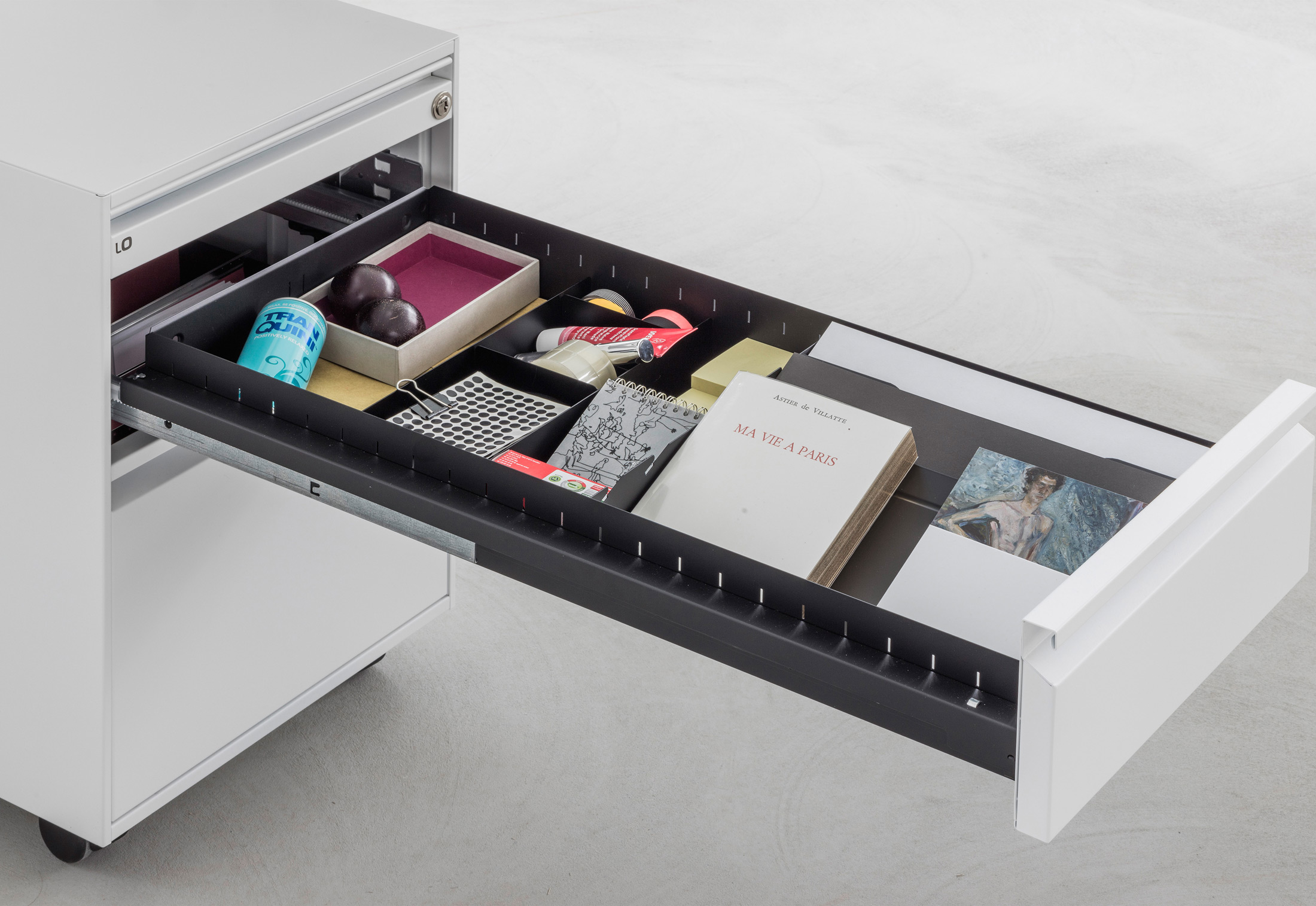 Lo Drawer Units By Lista Office