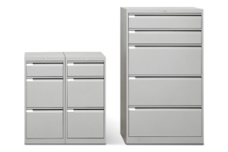 LO Storage filing cabinets  by  Lista Office LO