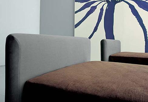 avalon bett von living divani stylepark. Black Bedroom Furniture Sets. Home Design Ideas
