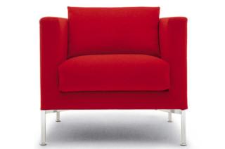 Box Armchair  by  Living Divani