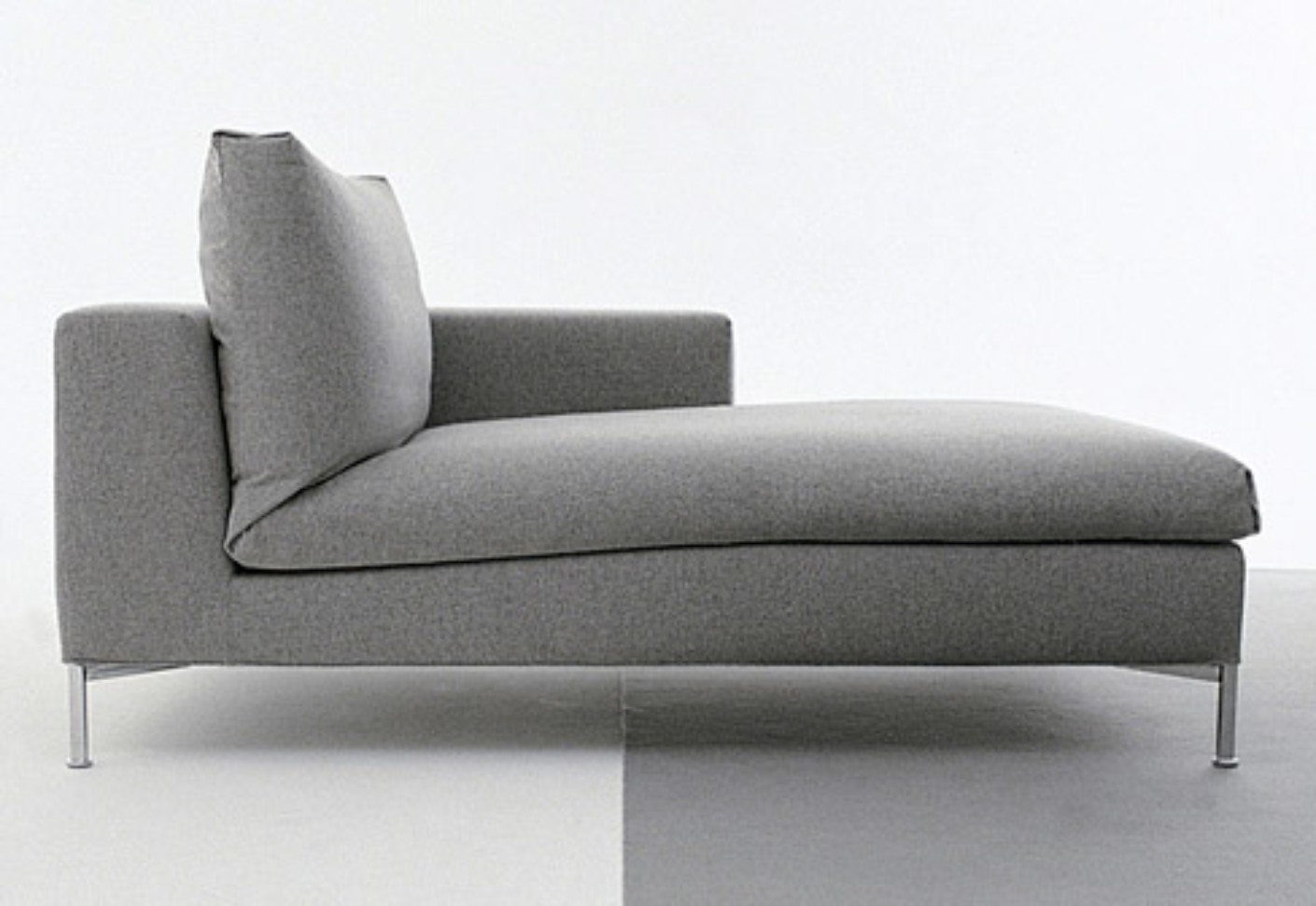 Box Chaise Longue By Living Divani Stylepark