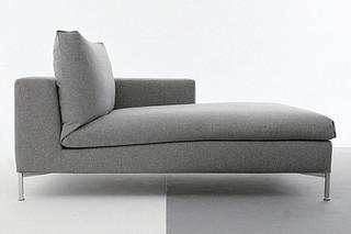 Box Chaise longue  by  Living Divani