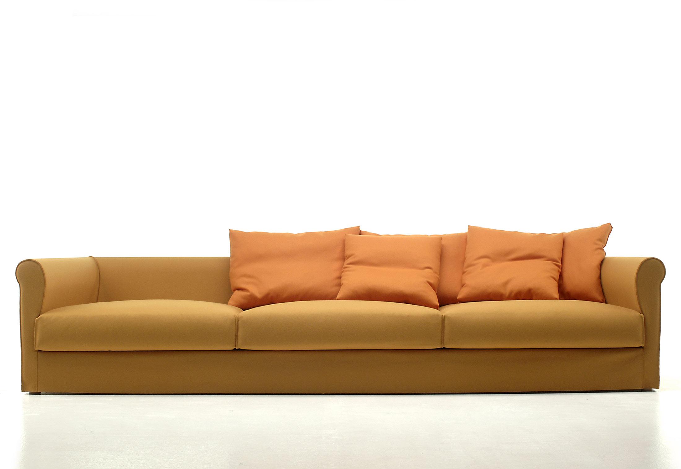 dorian sofa by living divani stylepark. Black Bedroom Furniture Sets. Home Design Ideas