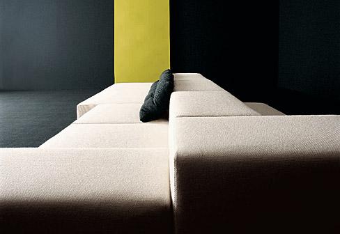 Extra Wall Sofa By Living Divani Stylepark