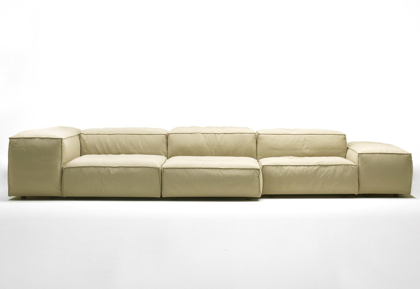 extrasoft von living divani stylepark. Black Bedroom Furniture Sets. Home Design Ideas