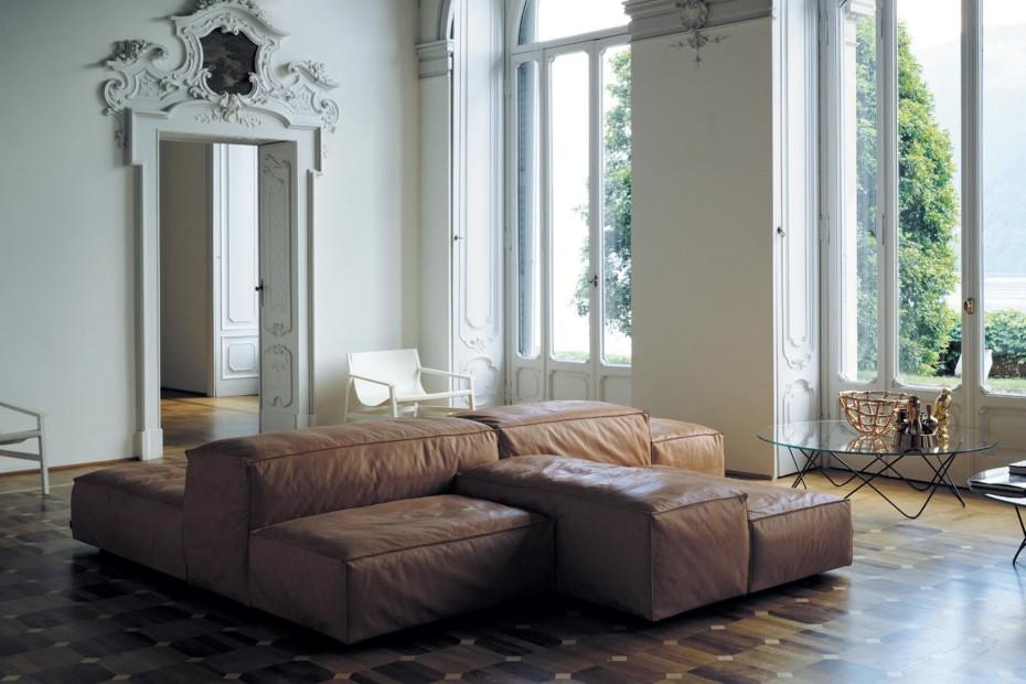 Extrasoft Innen- und Außensofa