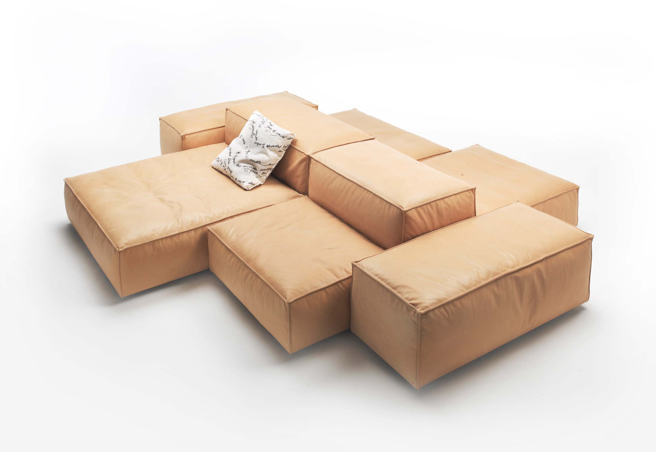 Extrasoft indoor and outdoor sofa by Living Divani | STYLEPARK