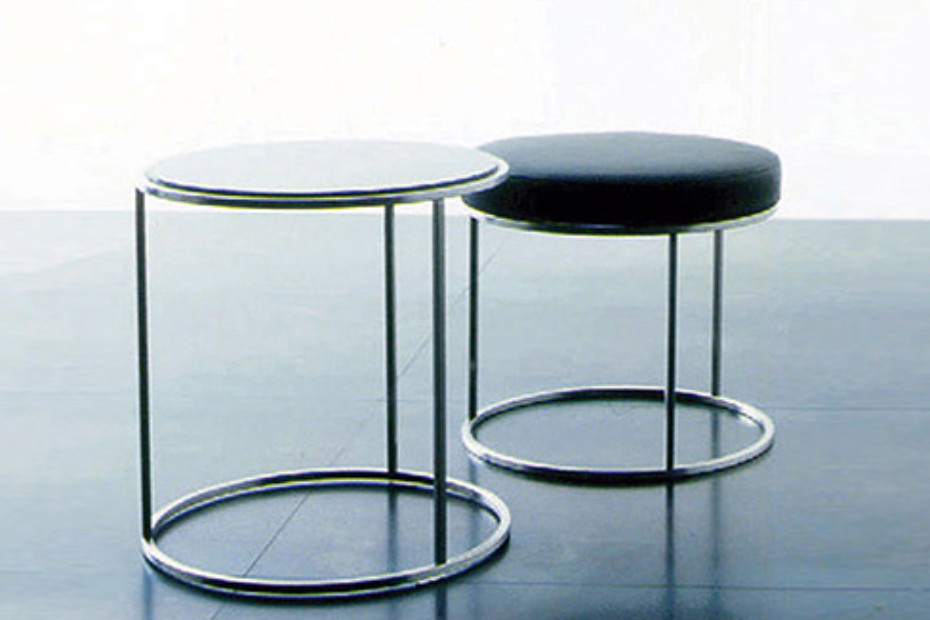 Île Low side table round