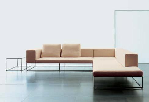 le sofa von living divani stylepark. Black Bedroom Furniture Sets. Home Design Ideas