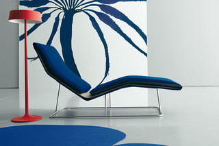 Leaf Chaise longues  by  Living Divani