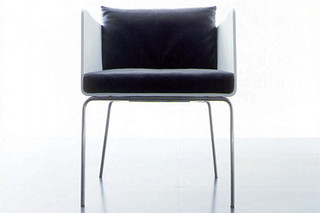 Pod Armchair  by  Living Divani