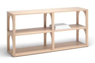 Portico Bookshelf  by  Living Divani