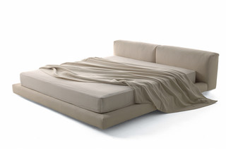 Softwall Bed  by  Living Divani
