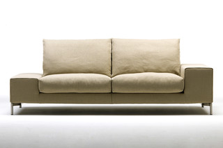 Twice 2-seater  by  Living Divani