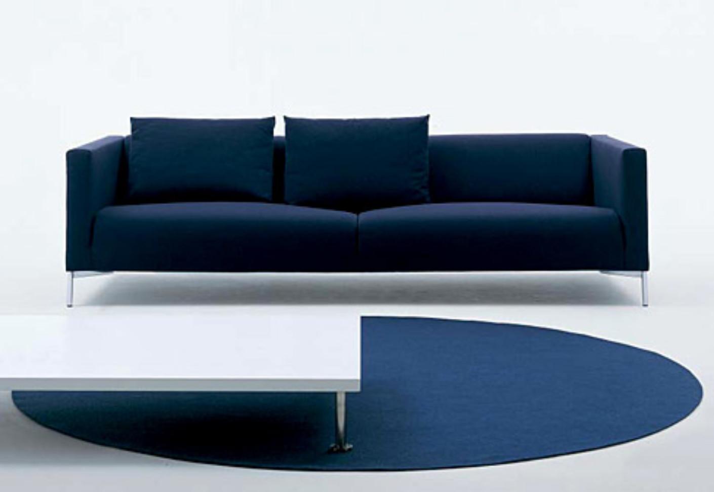twin sofa by living divani stylepark. Black Bedroom Furniture Sets. Home Design Ideas