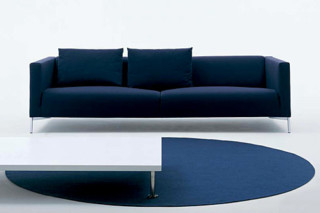 Twin Sofa  by  Living Divani