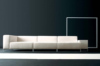 Wall2 Sofa  by  Living Divani