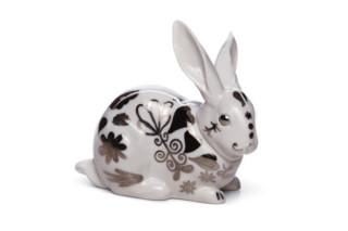 Attentive Bunny  von  Lladró