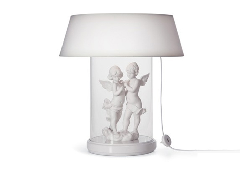 Lamp Re-Deco Angels