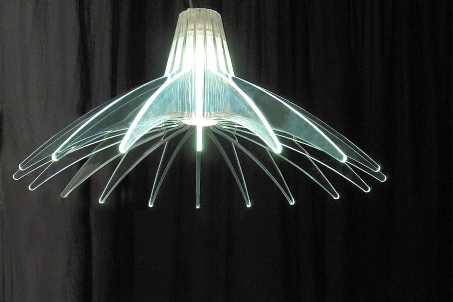 Agave pendant lamp