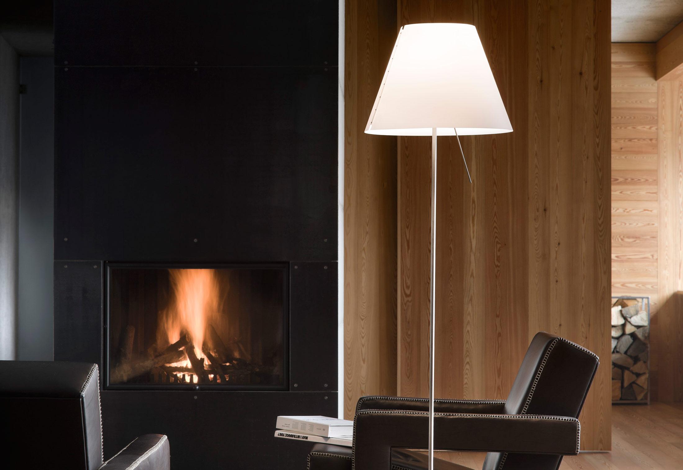 Costanza Floor Lamp By Luceplan Stylepark