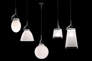 GlassGlass pendant lamp  by  Luceplan