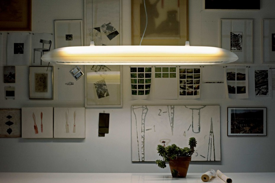 Happy Happy pendant lamp long
