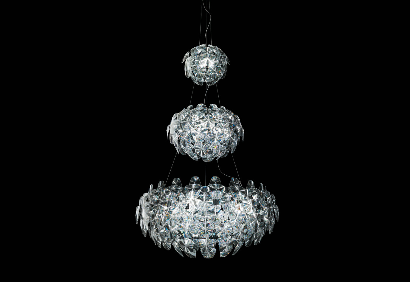 Hope chandelier by luceplan stylepark mozeypictures Images