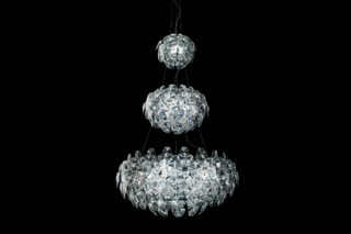 Hope chandelier  by  Luceplan