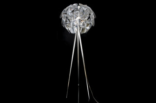 Hope floor lamp  by  Luceplan