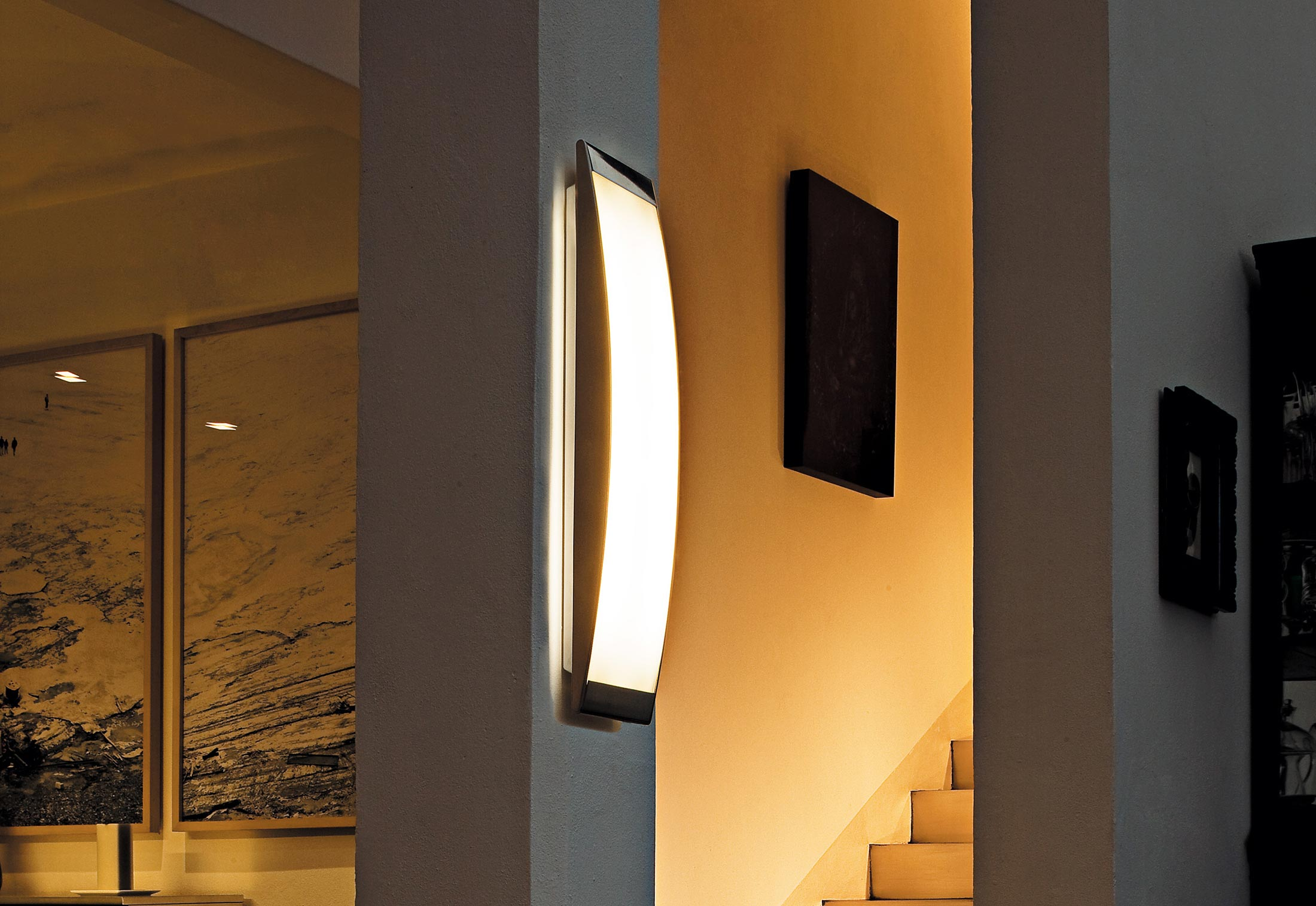 strip ceiling lamp by luceplan stylepark