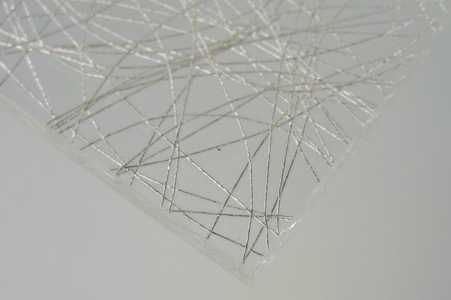 Silver Spun Harzplatte