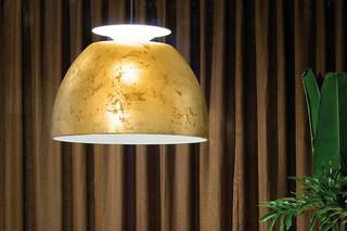 Bossa gold  by  Lumini