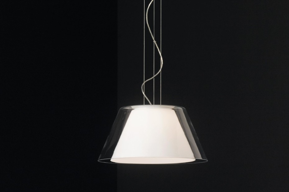Theodora S suspension lamp