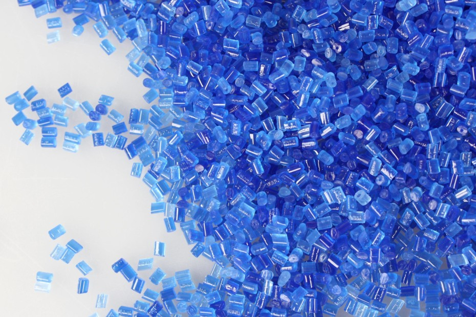 Metocene   surface structures   blue
