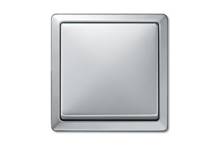 ARTEC STAINLESS STEEL Rocker switch  by  Merten