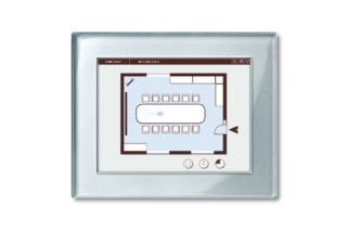 M-PLAN IP Touchpanel  by  Merten