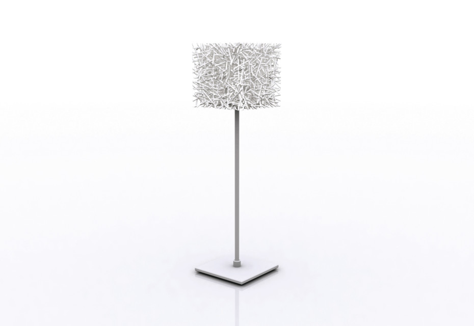 Chaos.MGX floor lamp