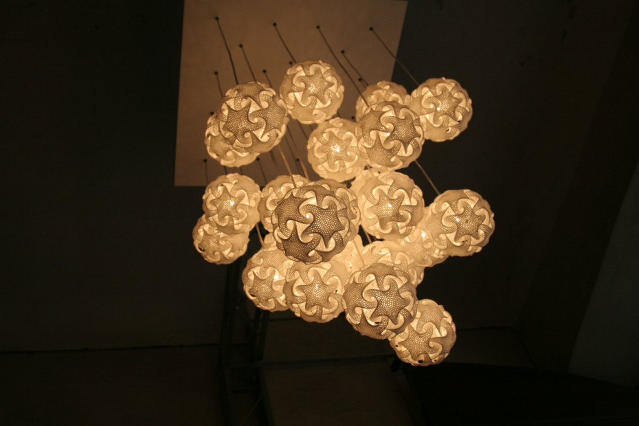Quin.MGX pendant lamp