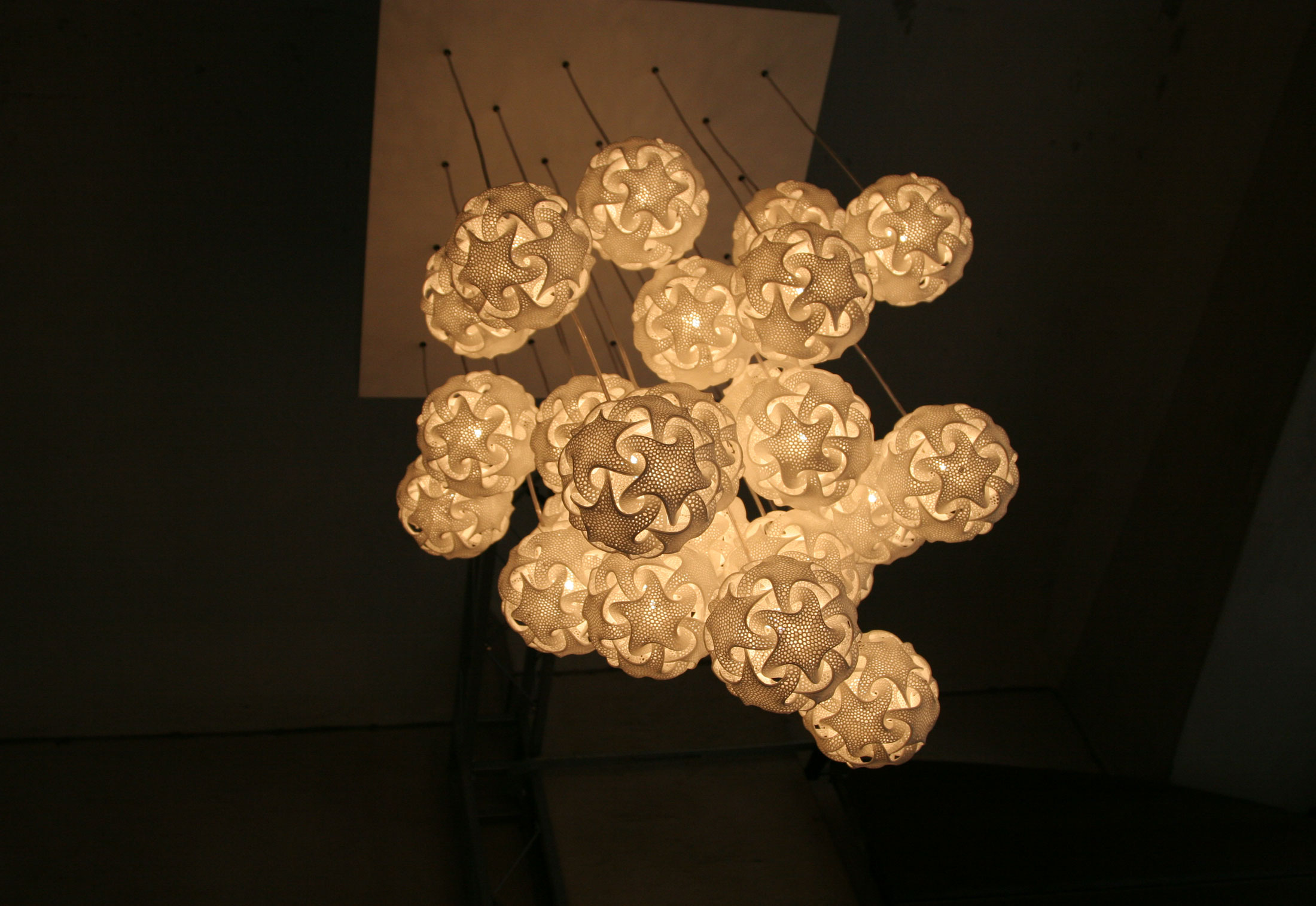 MGX pendant l& ... & Quin.MGX pendant lamp by MGX by Materialise | STYLEPARK azcodes.com