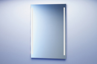 mirror rectangle  by  Minetti