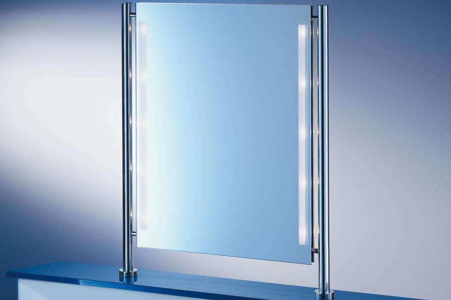 Paravant mirror