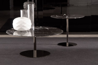 Bellagio Marquina  by  Minotti