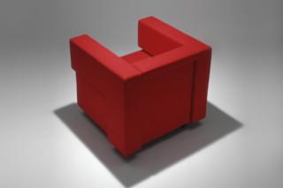 MILO Armchair  by  Mobel