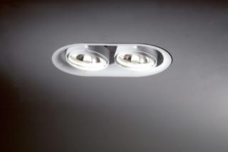 Thub metal ceiling 2X  von   Modular Lighting Instruments