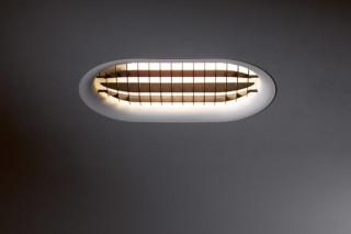Thub metal ceiling white struc  von   Modular Lighting Instruments