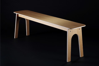 Easy bench  by  Möbelbau Kaether & Weise